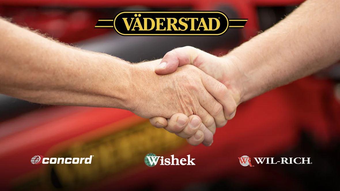 Väderstad приобретает американскую компанию AGCO-AMITY JV LLC