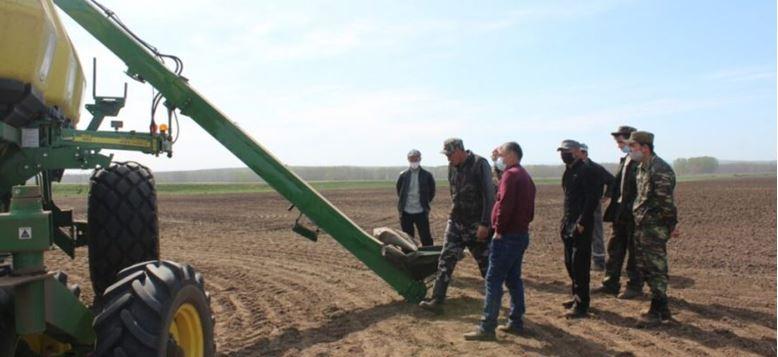 На Востоке провели мастер-класс для работников сельхозотрасли